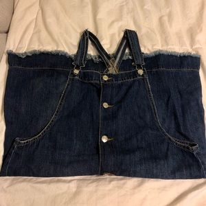 American Eagle Overall Dress